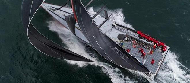 Rolex Sydney Hobart Yacht Race - Comanche sets course for Australia